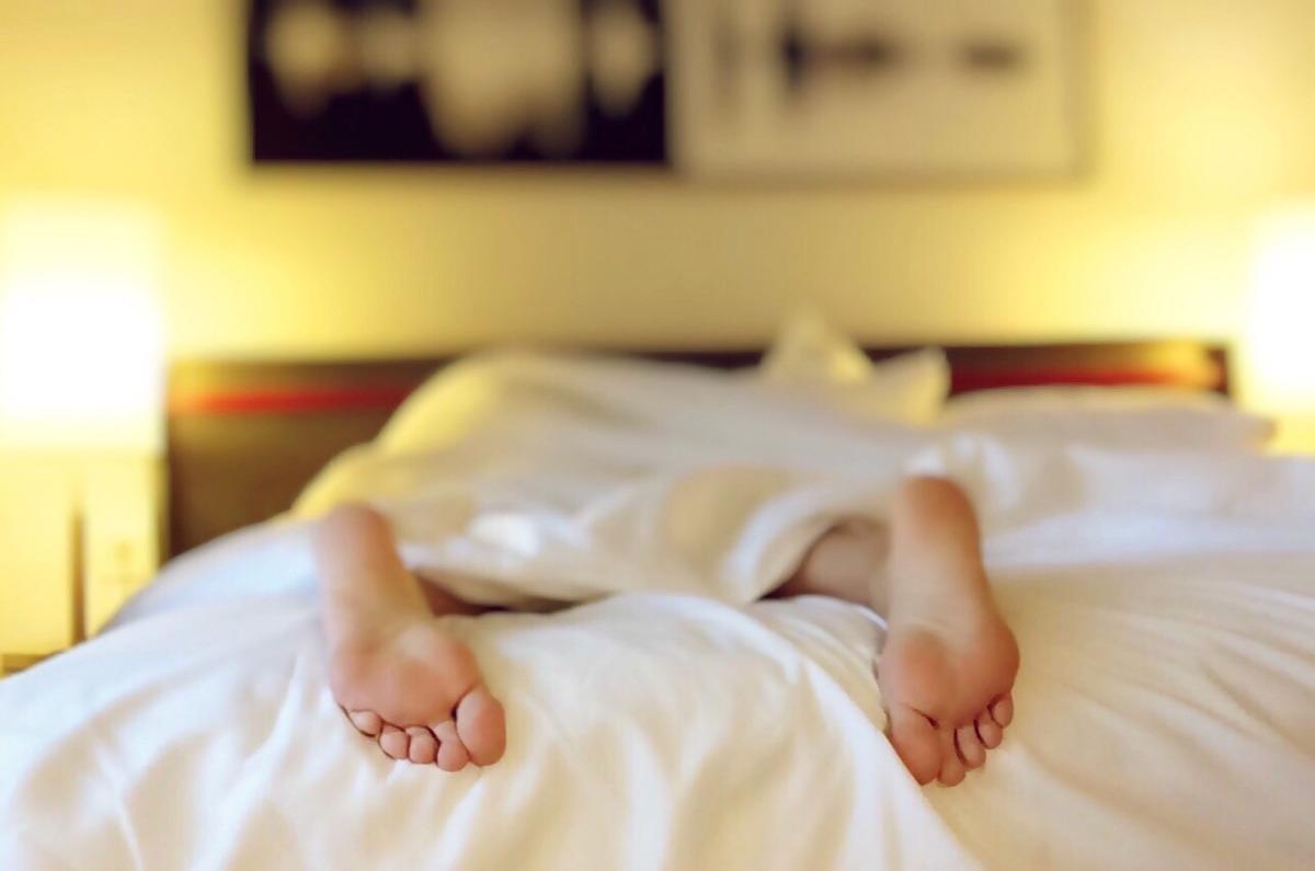 Sleep better, loseweight.